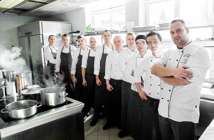 Tím kuchárov Grand Hotel Kempinski High Tatras