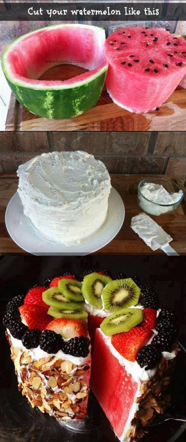 melonova torta