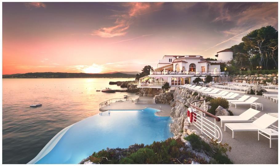 Najlepšie hotelové bazény