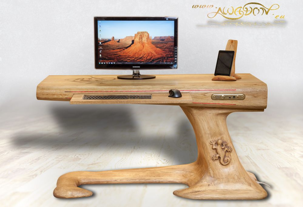 Computer Table. Computer Table Design Philippines Photograph Wooden ...