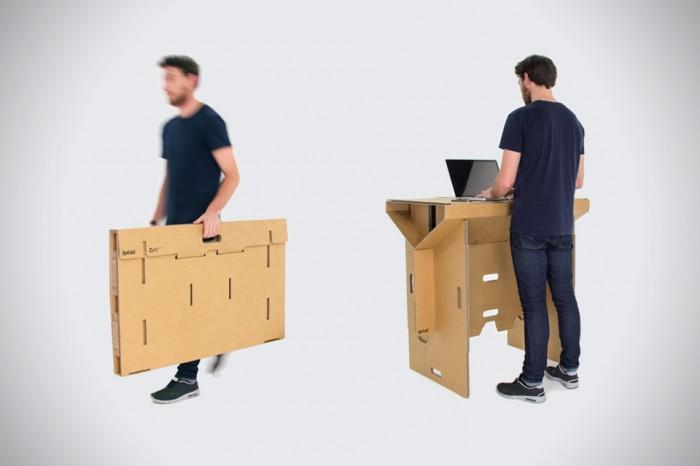 Refold-Portable-Cardboard-Standing-Desk-1-700x466