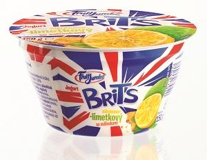 Jogurty Brits_Limetka