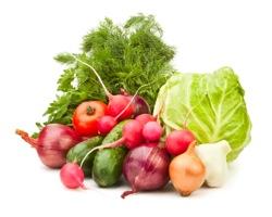 zelenina mix