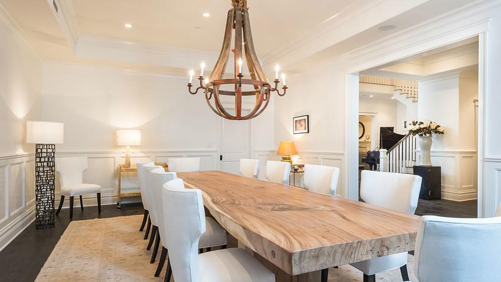 6. Dominantné jedálenské stoly