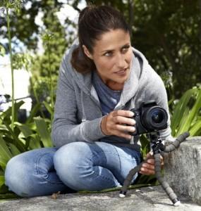 T7427601M3V05 flexibilny stativ na fotoaparat